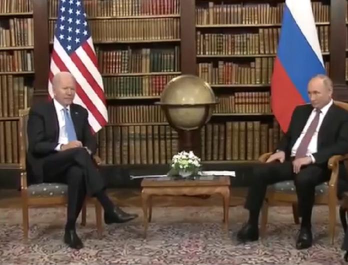 Biden Putin meeting